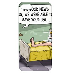 The Good News Is     Apple Iphone 5 Hardshell Case With Stand by mikestoons