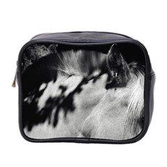 Horse Twin Sided Cosmetic Case