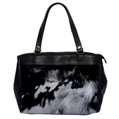 Horse Single Sided Oversized Handbag by artposters
