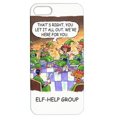 Elf Help Group Apple Iphone 5 Hardshell Case With Stand by mikestoons