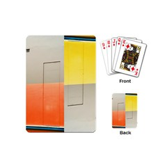 Geometry Playing Cards (mini) by artposters