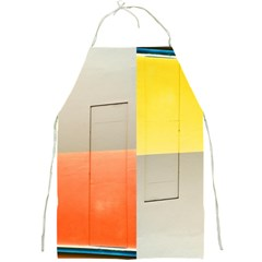 Geometry Apron by artposters