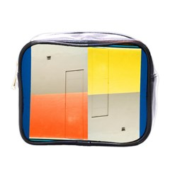 Geometry Single Sided Cosmetic Case
