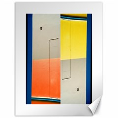 Geometry 18  X 24  Unframed Canvas Print by artposters