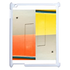 Geometry Apple Ipad 2 Case (white) by artposters