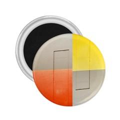 Geometry Regular Magnet (round) by artposters