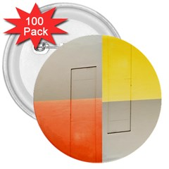 Geometry 100 Pack Large Button (round) by artposters