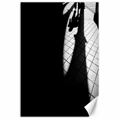 Shadows 12  X 18  Unframed Canvas Print by artposters