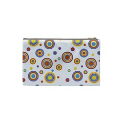 Grandparents By Vijayalakshmi Subramanian   Cosmetic Bag (small)   Cb62qirmgyv2   Www Artscow Com Back