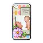baby - Apple iPhone 4 Case (Black)