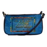 Clutch - The Love of Family - Shoulder Clutch Bag