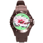 the mixup - Round Plastic Sport Watch Large