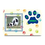 Doggie food mat - Plate Mat