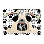 doggie food mat 2 - Plate Mat