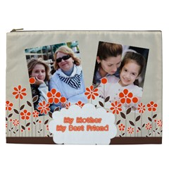 Mothers Day By Mom   Cosmetic Bag (xxl)   Mqo5absib30p   Www Artscow Com Front