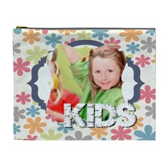 Kids By Mac Book   Cosmetic Bag (xl)   Yxkzl4l7ngeu   Www Artscow Com Front