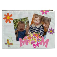 Mothers Day By Divad Brown   Cosmetic Bag (xxl)   Laaksxwgztu2   Www Artscow Com Back