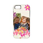 mothers day - Apple iPhone 5 Classic Hardshell Case (PC+Silicone)
