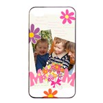 mothers day - Apple iPhone 4/4s Seamless Case (Black)