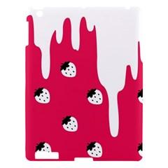 Melting White Chocolate (pink) Apple Ipad 3/4 Hardshell Case