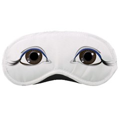 Brown Eyes Sleep Eye Mask