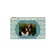 Mothers Day By Mom   Cosmetic Bag (small)   Pbgb9cugz559   Www Artscow Com Front