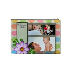 Baby By Baby   Cosmetic Bag (medium)   Idgpkgnt0mya   Www Artscow Com Back