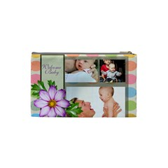 Baby By Baby   Cosmetic Bag (small)   Ddyn3acxtikb   Www Artscow Com Back