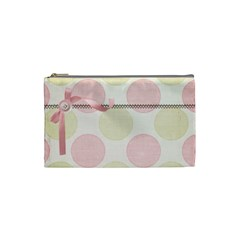 Cosmetic Bag Small By Deca   Cosmetic Bag (small)   Kntkx5w0cpfr   Www Artscow Com Front