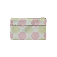 Cosmetic Bag Small By Deca   Cosmetic Bag (small)   Kntkx5w0cpfr   Www Artscow Com Back