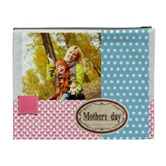 Mothers Day By Jo Jo   Cosmetic Bag (xl)   B8u0zxjhg4gx   Www Artscow Com Back