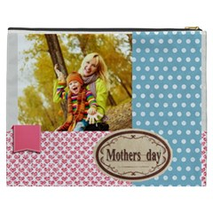 Mothers Day By Jo Jo   Cosmetic Bag (xxxl)   Yibyh1nbcchz   Www Artscow Com Back