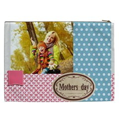 Mothers Day By Jo Jo   Cosmetic Bag (xxl)   Q9pb5dmlg20b   Www Artscow Com Back