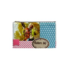 Mothers Day By Jo Jo   Cosmetic Bag (small)   Sx0nhvlp1ulp   Www Artscow Com Front