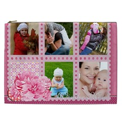 Mothers Day By Jo Jo   Cosmetic Bag (xxl)   0zdzw4r9gs3p   Www Artscow Com Front