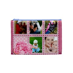 Mothers Day By Jo Jo   Cosmetic Bag (medium)   H9493orv14ap   Www Artscow Com Front