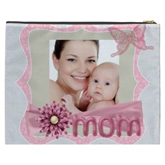 Mothers Day By Jo Jo   Cosmetic Bag (xxxl)   Mf8zg05in0gw   Www Artscow Com Back