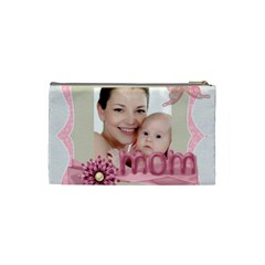 Mothers Day By Jo Jo   Cosmetic Bag (small)   3otajse1ulaf   Www Artscow Com Back