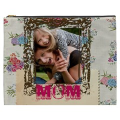 Mothers Day By Jo Jo   Cosmetic Bag (xxxl)   697103xvklf8   Www Artscow Com Front