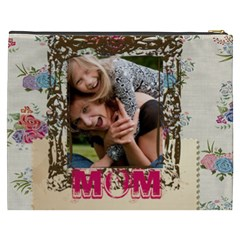 Mothers Day By Jo Jo   Cosmetic Bag (xxxl)   I75uev9on72u   Www Artscow Com Back