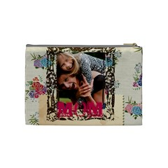 Mothers Day By Jo Jo   Cosmetic Bag (medium)   Y5gcyricwyso   Www Artscow Com Back