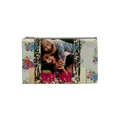 Mothers Day By Jo Jo   Cosmetic Bag (small)   Fqawug6zwaz0   Www Artscow Com Front