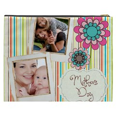 Mothers Day By Jo Jo   Cosmetic Bag (xxxl)   Itrowg002c3l   Www Artscow Com Back