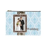 wedding - Cosmetic Bag (Large)
