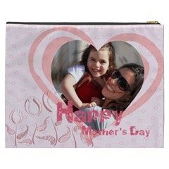 Mothers Day By Mom   Cosmetic Bag (xxxl)   Hml9it2qc0yk   Www Artscow Com Back
