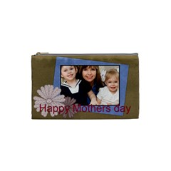 Mothers Day By Mom   Cosmetic Bag (small)   7vutw6nr02v5   Www Artscow Com Front
