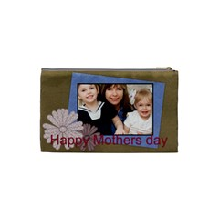 Mothers Day By Mom   Cosmetic Bag (small)   7vutw6nr02v5   Www Artscow Com Back
