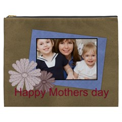Mothers Day By Mom   Cosmetic Bag (xxxl)   Zvk56s91f2sa   Www Artscow Com Front