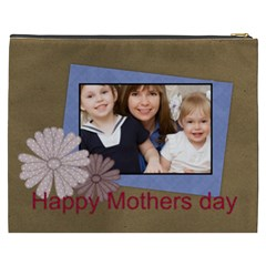 Mothers Day By Mom   Cosmetic Bag (xxxl)   Zvk56s91f2sa   Www Artscow Com Back