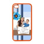 baby - Apple iPhone 4 Case (Color)